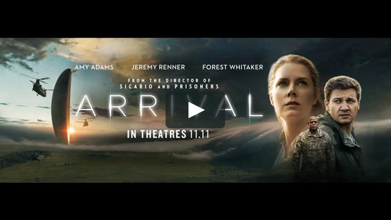 《異星入境》(Arrival) 的人類文明大躍進